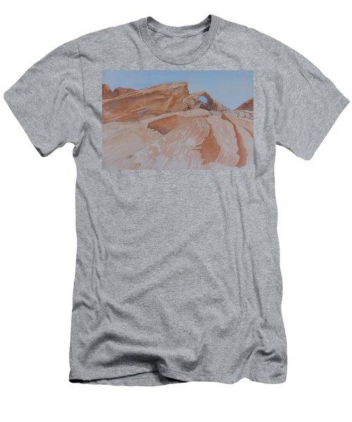 The Arch Rock Experiment - Vi Men's T-Shirt (Slim Fit)