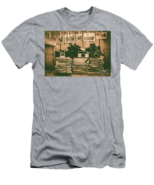The Art Of Film Photography Men's T-Shirt (Athletic Fit)
