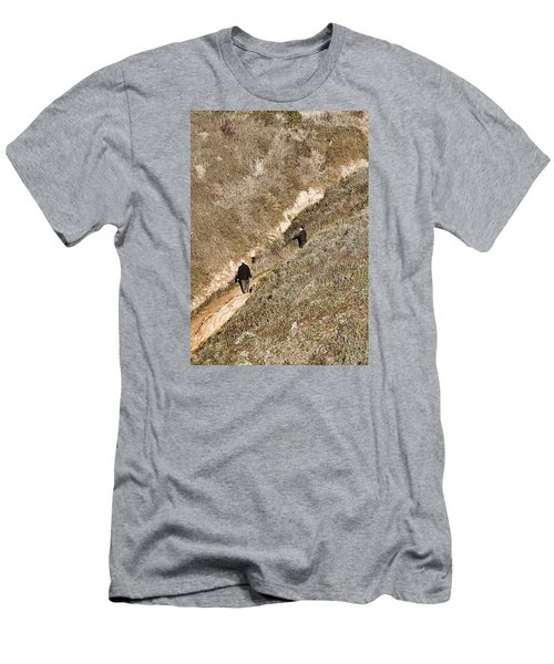 The Ascent Men's T-Shirt (Athletic Fit)
