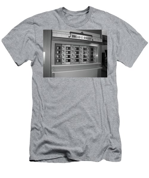 The Automat Men's T-Shirt (Slim Fit) by John Schneider