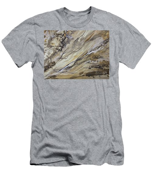 The Avalanche Men's T-Shirt (Athletic Fit)
