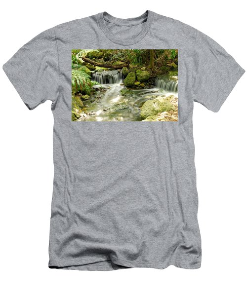 The Babbling Brook Men's T-Shirt (Athletic Fit)