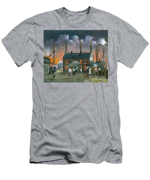 The Backyard Men's T-Shirt (Athletic Fit)