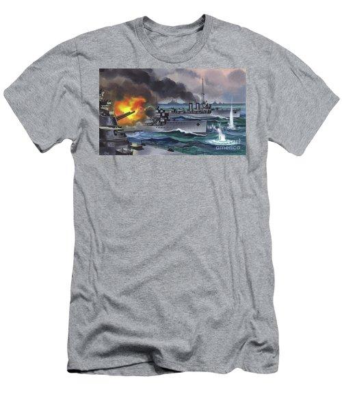 The Battle Of Jutland  Men's T-Shirt (Athletic Fit)
