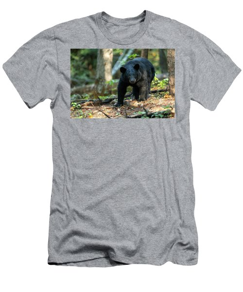 Men's T-Shirt (Slim Fit) featuring the photograph The Bear by Everet Regal