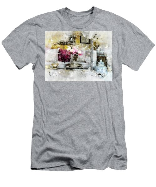 The Beauty In The Street Men's T-Shirt (Athletic Fit)