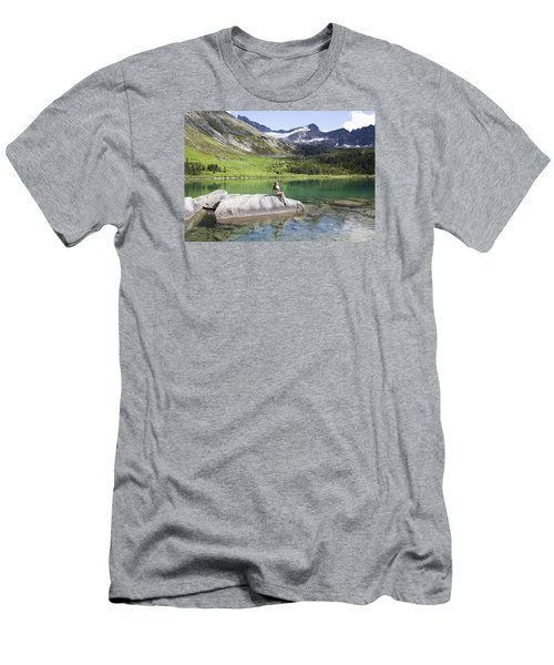 The Beauty Men's T-Shirt (Athletic Fit)