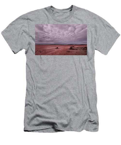 Men's T-Shirt (Athletic Fit) featuring the photograph The Beginning I I I by Julian Cook