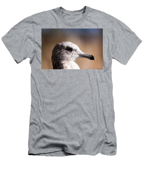 The Best Side Of The Gull Men's T-Shirt (Athletic Fit)