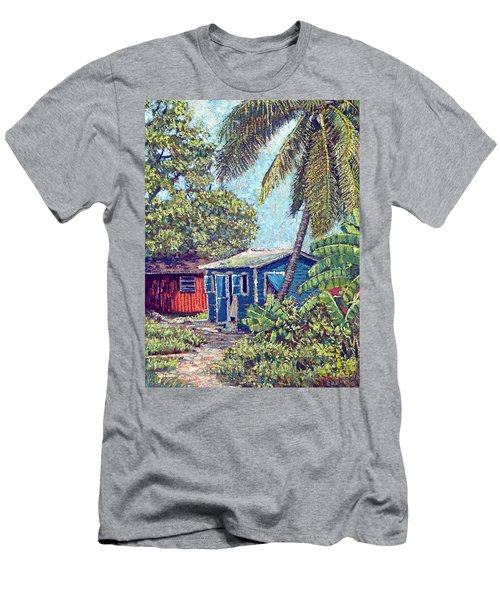 The Blue Cottage Men's T-Shirt (Athletic Fit)