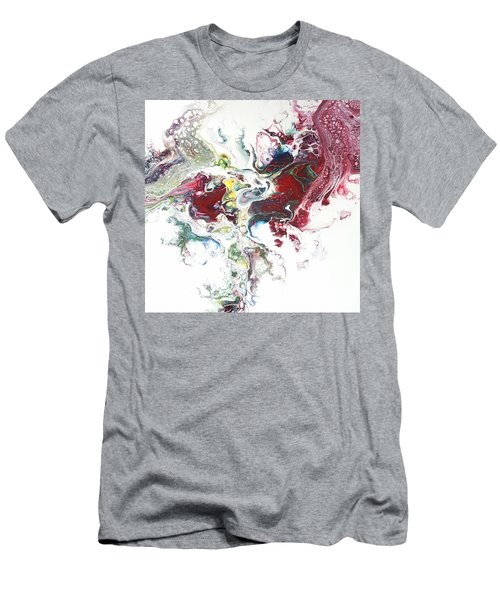 The Breath Of The Crimson Dragon Men's T-Shirt (Athletic Fit)