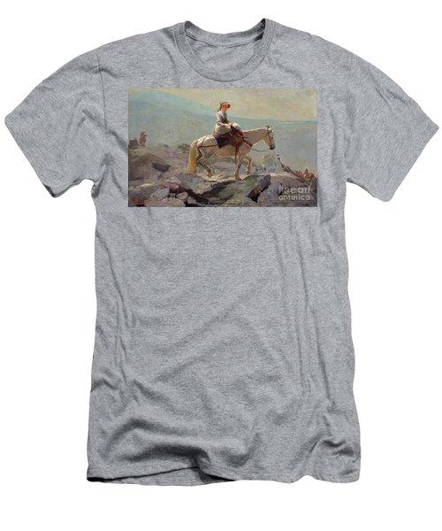 The Bridal Path Men's T-Shirt (Athletic Fit)