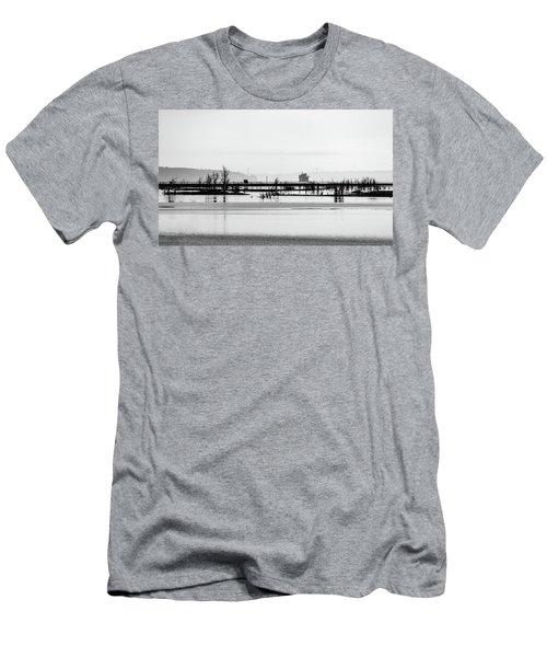 The Bridge Men's T-Shirt (Athletic Fit)