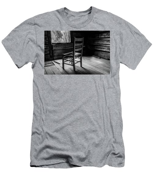 The Broken Chair Men's T-Shirt (Athletic Fit)