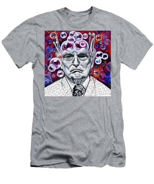 The Bubble King Men's T-Shirt (Athletic Fit)