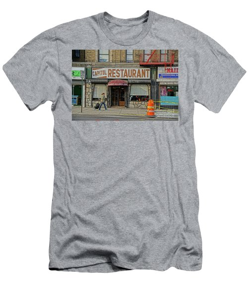 The Capitol Men's T-Shirt (Slim Fit) by Cole Thompson