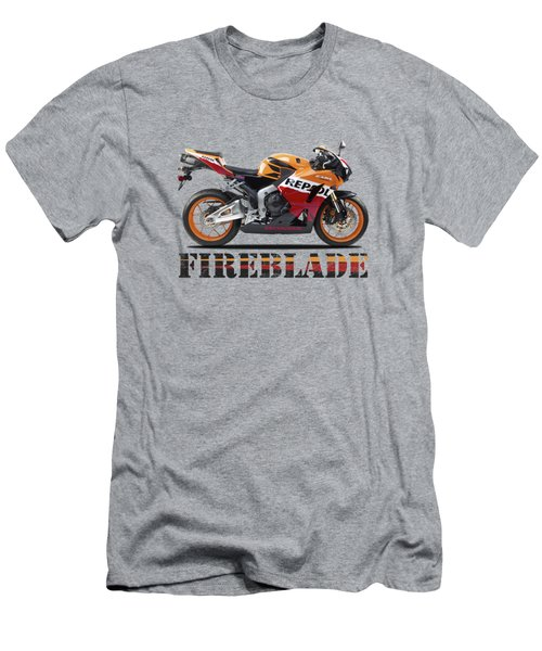 The Cbr1000rr Motorcycle Men's T-Shirt (Athletic Fit)