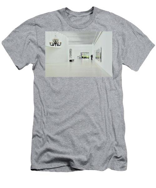 The Chandelier Men's T-Shirt (Athletic Fit)