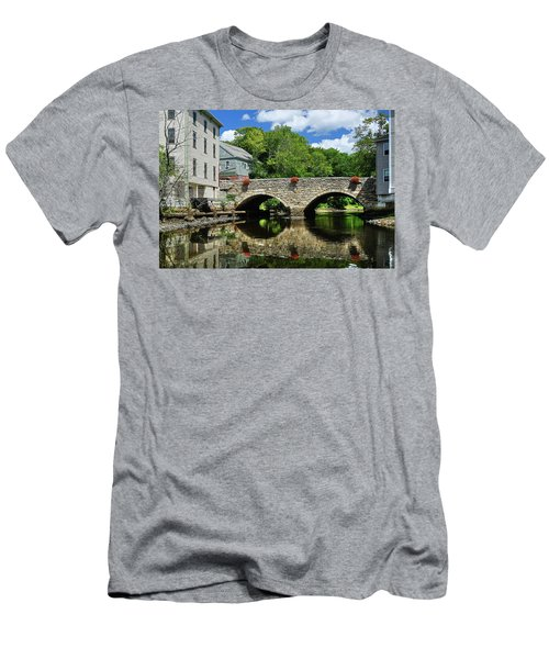 The Choate Bridge Men's T-Shirt (Athletic Fit)