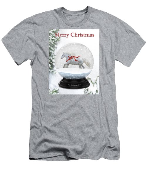 The Christmas Cob Men's T-Shirt (Athletic Fit)
