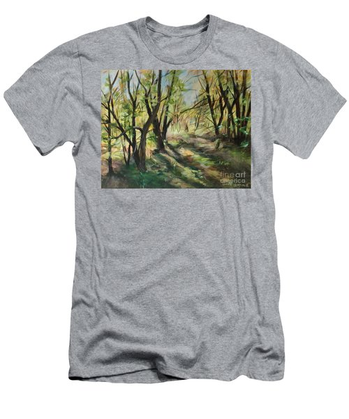 The Clearing Men's T-Shirt (Athletic Fit)