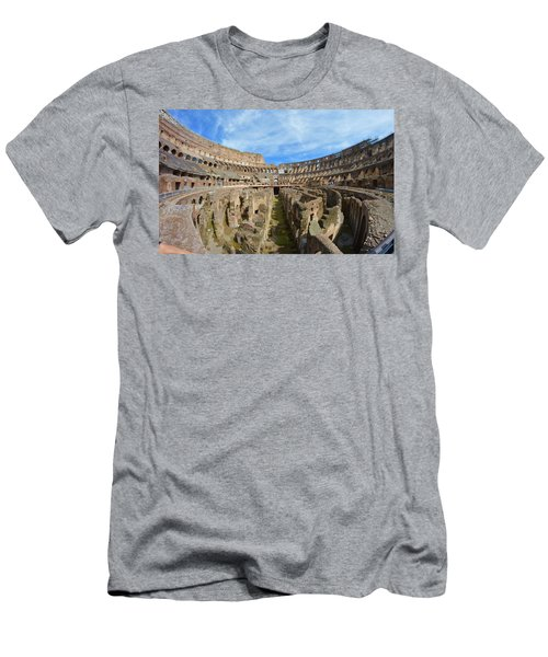 The Colosseum Men's T-Shirt (Athletic Fit)