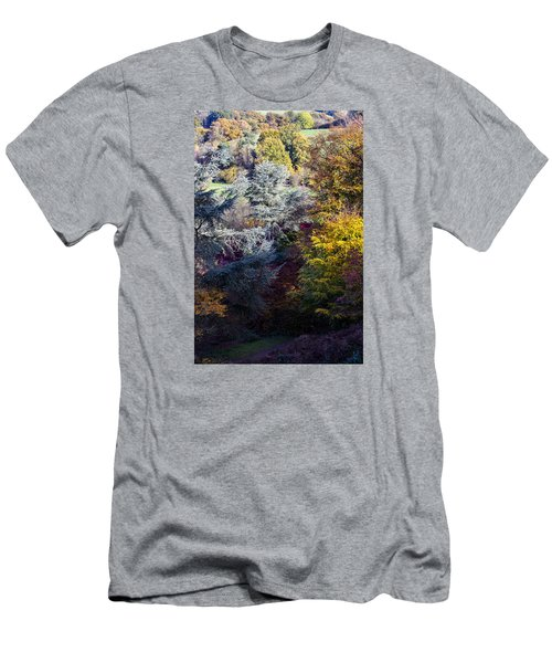 The Colours Of Autumn Men's T-Shirt (Athletic Fit)