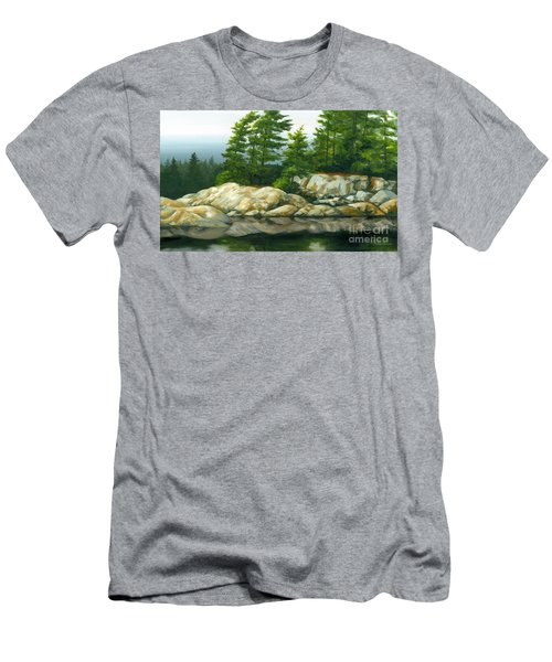 The Coming Storm Men's T-Shirt (Athletic Fit)