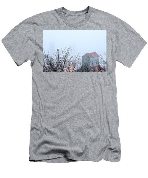 The Commander Men's T-Shirt (Athletic Fit)
