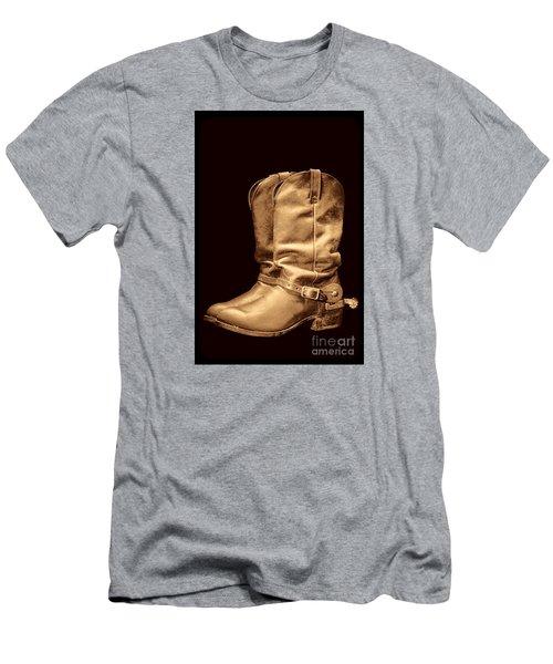 The Cowboy Boots Men's T-Shirt (Athletic Fit)