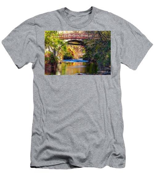 The Creek Men's T-Shirt (Athletic Fit)