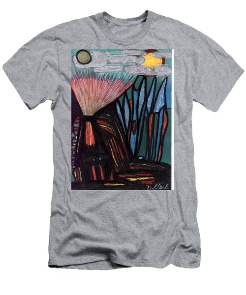 The Dawn Of Formation Men's T-Shirt (Slim Fit) by Darrell Black