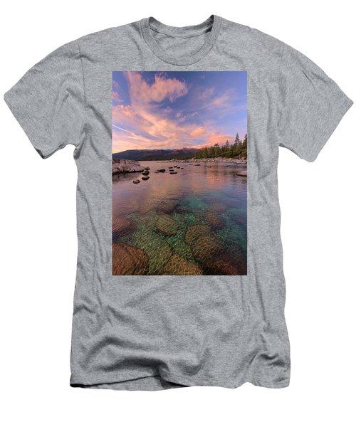 The Depths Of Sundown Men's T-Shirt (Athletic Fit)
