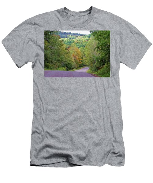 The Descent Men's T-Shirt (Athletic Fit)