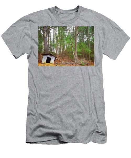 The Doghouse  Men's T-Shirt (Athletic Fit)