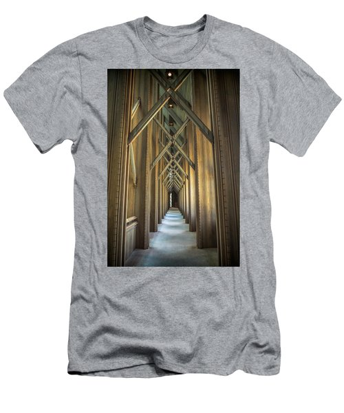The Doorway Leading To... Men's T-Shirt (Athletic Fit)