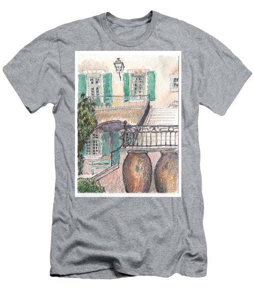 The Dora Maar Residency Men's T-Shirt (Athletic Fit)