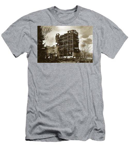 The Dorrance Breaker Wilkes Barre Pa 1983 Men's T-Shirt (Athletic Fit)