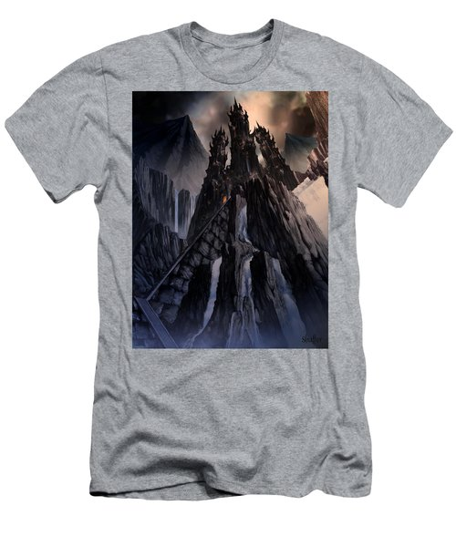 The Dragon Gate Men's T-Shirt (Athletic Fit)