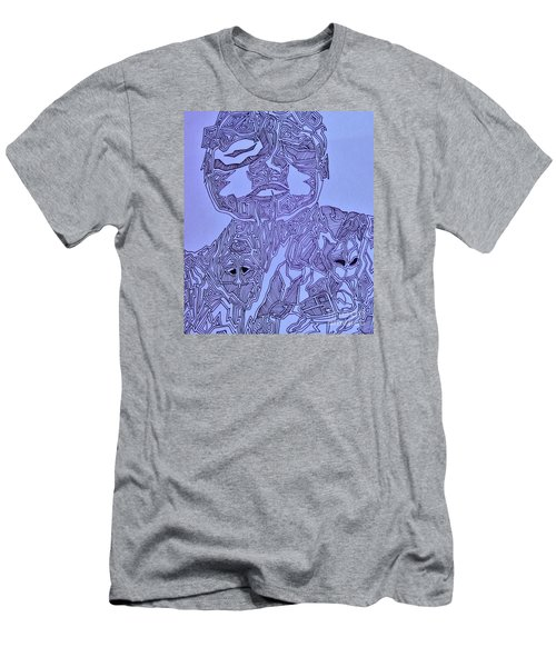 The Dreaming Man Men's T-Shirt (Athletic Fit)