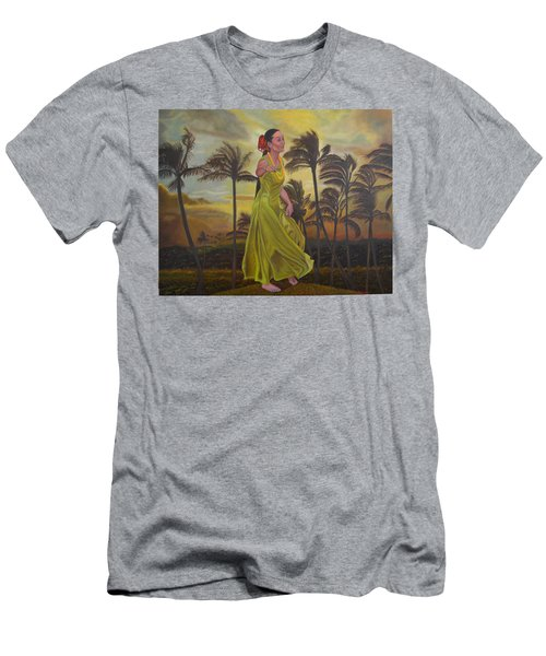 The Green Dress Men's T-Shirt (Athletic Fit)