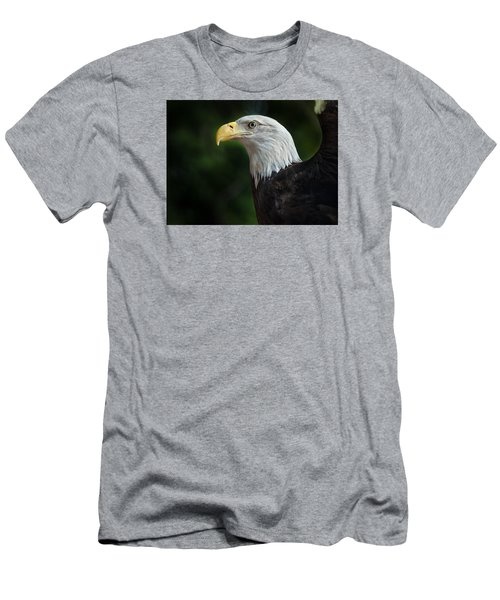 The Eagle Men's T-Shirt (Slim Fit) by Greg Nyquist
