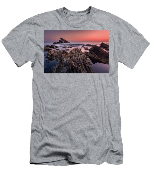 The Edge Of Dreams Men's T-Shirt (Athletic Fit)