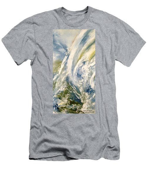 The Elements Water #1 Men's T-Shirt (Athletic Fit)