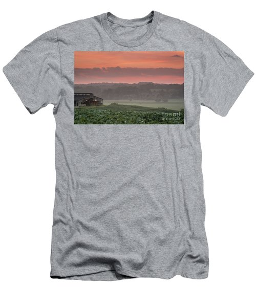 The English Landscape 2 Men's T-Shirt (Athletic Fit)
