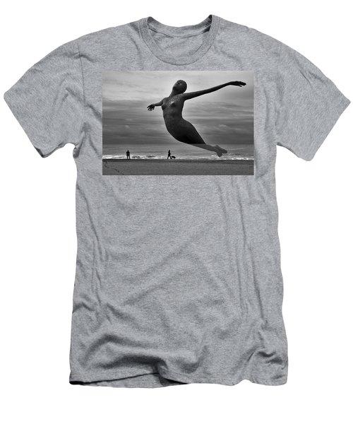 The Estranged Ocean Men's T-Shirt (Athletic Fit)