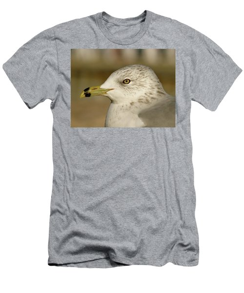 The Eye Of The Seagull Men's T-Shirt (Athletic Fit)