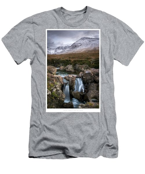 The Fairy Pools Men's T-Shirt (Athletic Fit)