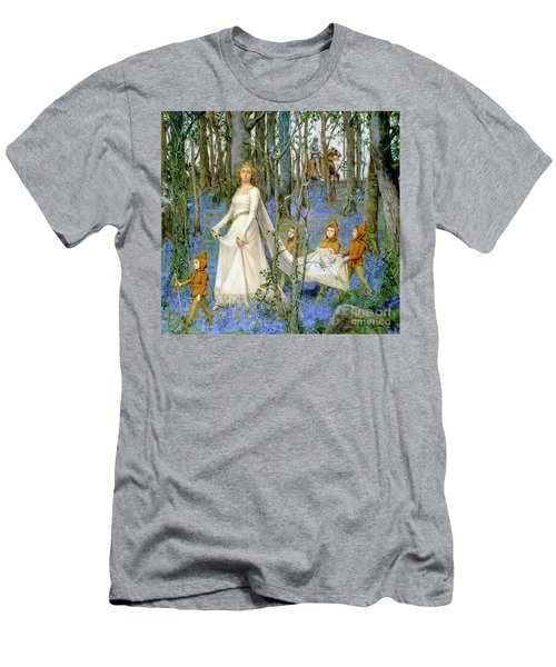 The Fairy Wood Men's T-Shirt (Athletic Fit)