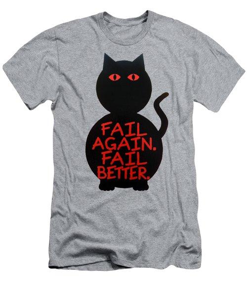 The Fearline Of Failure Remix Men's T-Shirt (Athletic Fit)